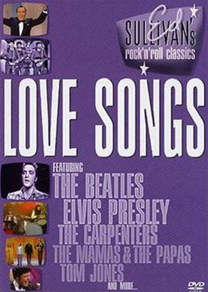 Ed Sullivan: Love Songs Online DVD Rental