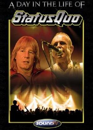 Rent A Day in the Life of Status Quo Online DVD Rental