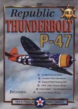 Rent Roaring Glory Warbirds: Vol.5: Republic P-47 Thunderbolt Online DVD Rental