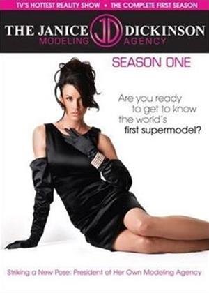 Rent The Janice Dickinson Modeling Agency: Season One Online DVD Rental