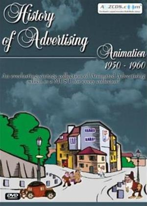 History of Advertising: Animation 1950 - 1960 Online DVD Rental