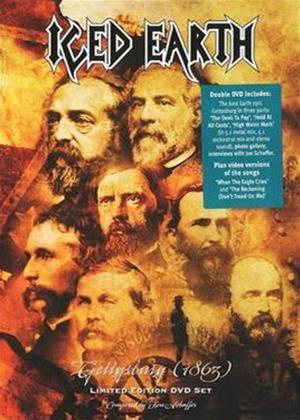 Iced Earth: Gettysburg Online DVD Rental