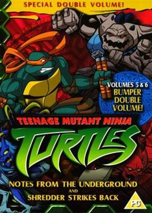 Rent Teenage Mutant Ninja Turtles: Vol.5 and 6 Online DVD Rental