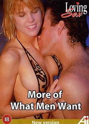 More of What Men Want Online DVD Rental