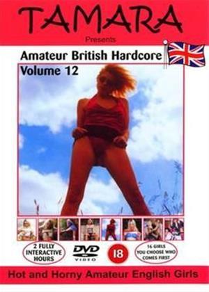 Rent Amateur British Hardcore: Vol.12 Online DVD Rental