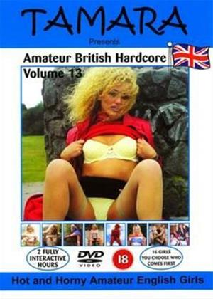 Rent Amateur British Hardcore: Vol.13 Online DVD Rental