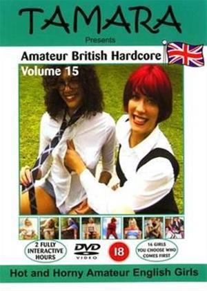 Rent Amateur British Hardcore: Vol.15 Online DVD Rental