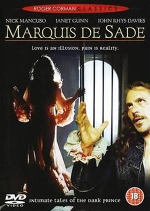 Marquis De Sade Online DVD Rental