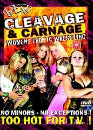 Rent WEW: Cleavage and Carnage Online DVD Rental