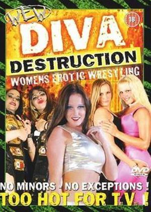 Rent WEW: Diva Destruction Online DVD Rental