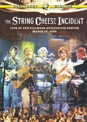 The String Cheese Incident: Live at the Fillmore Online DVD Rental