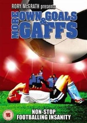 Rent More Own Goals and Gaffs Online DVD Rental