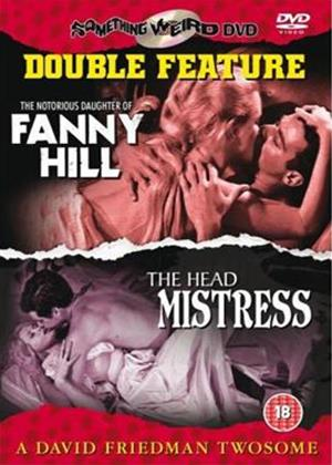 Rent The Notorious Daughter of Fanny Hill/The Head Mistress Online DVD Rental