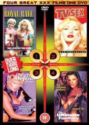 Rent 4 on 1: Royal Rave Online DVD Rental