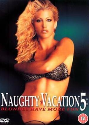 Rent Naughty Vacation 5: Blondes Have More Fun Online DVD Rental