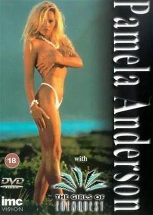 Rent Pamela Anderson with the Girls of Edenquest Online DVD Rental