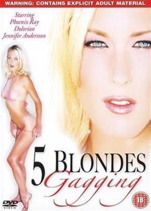 Rent 5 Blondes Gagging Online DVD Rental