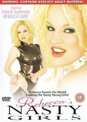 Rent Rebecca's Nasty Girls Online DVD Rental