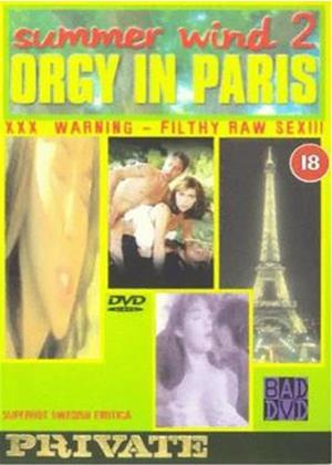 Rent Summer Wind 2: Orgy in Paris Online DVD Rental