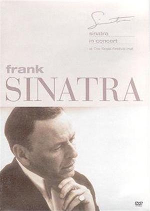 Frank Sinatra: Sinatra in Concert Online DVD Rental