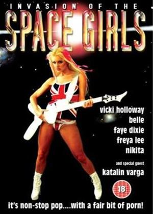 Rent Space Girls Online DVD Rental