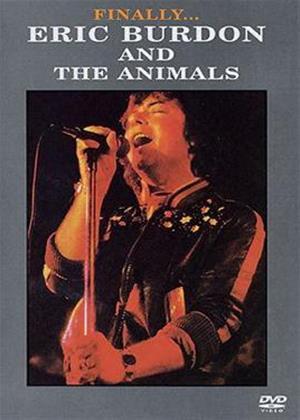Rent Eric Burdon and the Animals: Finally Online DVD Rental