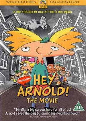 Hey Arnold!: The Movie Online DVD Rental