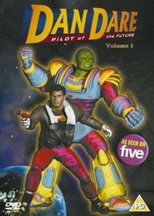 Dan Dare: Vol.1 Online DVD Rental