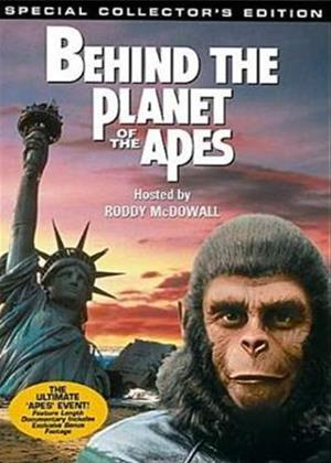Behind the Planet of the Apes Online DVD Rental