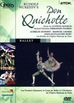 Rent Rudolf Nureyev's Don Quichotte Online DVD Rental