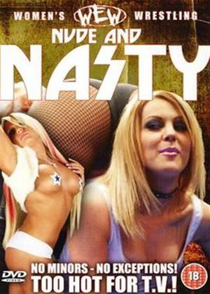 Rent W.E.W: Nude and Nasty Online DVD Rental