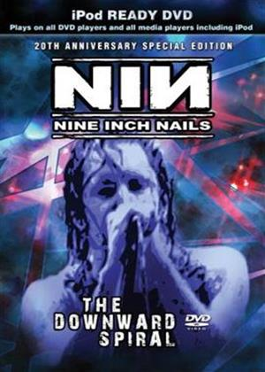 Nine Inch Nails: Downward Spiral 20th Anniversary Online DVD Rental