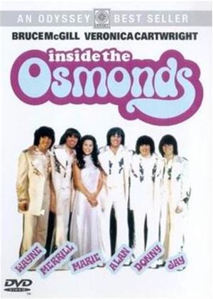 Inside the Osmonds Online DVD Rental