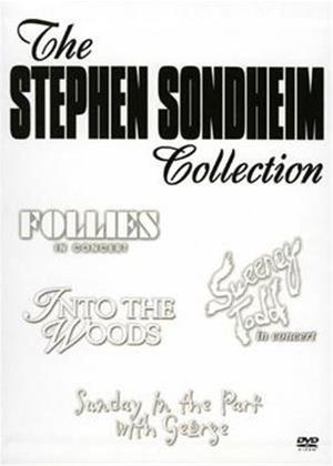 Rent Stephen Sondheim Collection Online DVD Rental