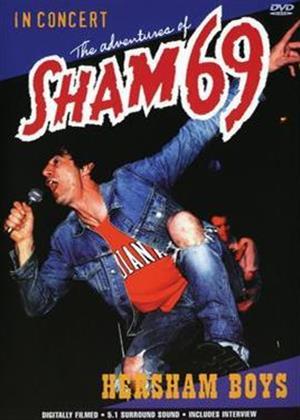 Sham 69: Hersham Boys: Sham 69 in Concert Online DVD Rental