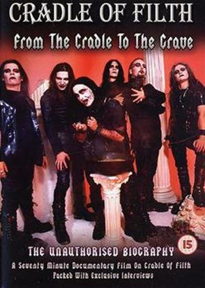 Cradle of Filth: From the Cradle to the Grave Online DVD Rental