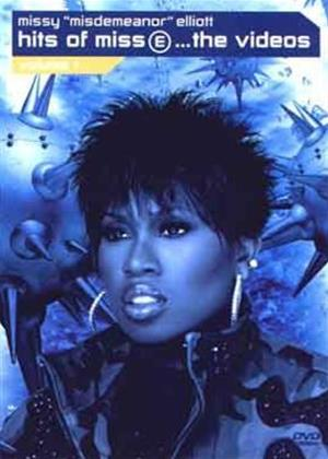 Rent Missy Elliott: Hits of Miss E: Vol.1 Online DVD Rental