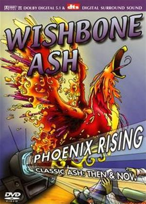 Wishbone Ash: Phoenix Rising: Classic Ash Then and Now Online DVD Rental