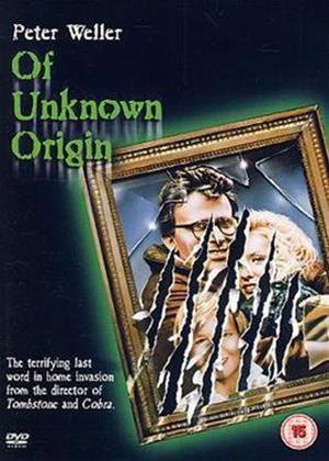 Of Unknown Origin Online DVD Rental