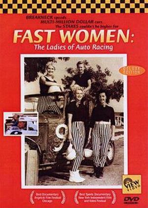 Fast Women: The Ladies of Auto Racing Online DVD Rental