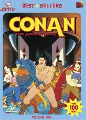 Conan: The Adventurer: Vol.1 Online DVD Rental