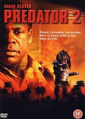Predator 2 Online DVD Rental