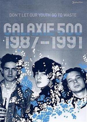 Galaxie 500: Don't Let Our Youth Go to Waste Online DVD Rental
