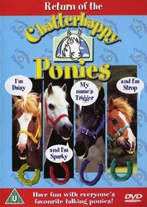 Return of the Chatterhappy Ponies Online DVD Rental