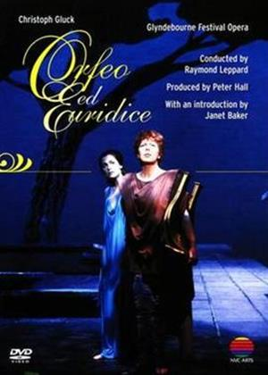 Rent Orfeo Ed Euridice: Glyndebourne Festival Opera Online DVD Rental
