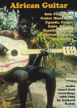 Rent Native African Guitar: 1966 -1993 Online DVD Rental