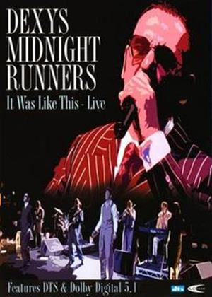 Rent Dexy's Midnight Runners: Live Online DVD Rental
