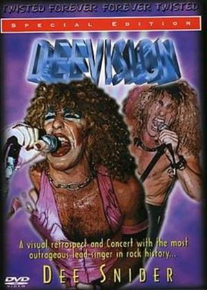 Rent Twisted Sister: Dee Snider Online DVD Rental