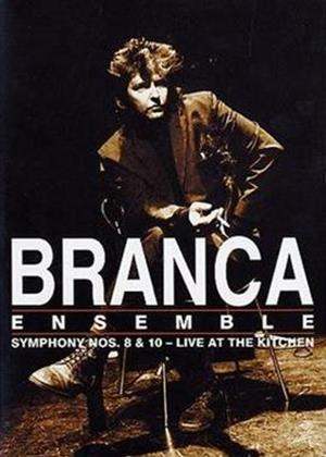 Glenn Branca Ensemble: Symphony Nos. 8 and 10: Live at the Kitchen Online DVD Rental
