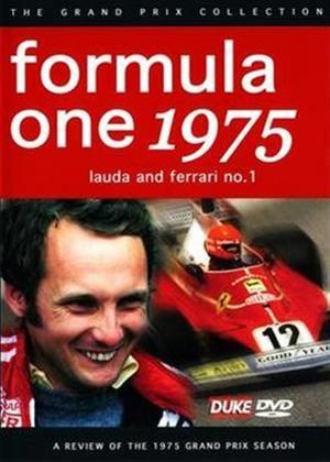 Formula One Review 1975 (F1) Online DVD Rental